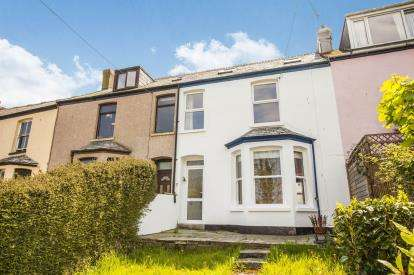 4 Bedrooms Terraced House for sale in Looe, Cornwall