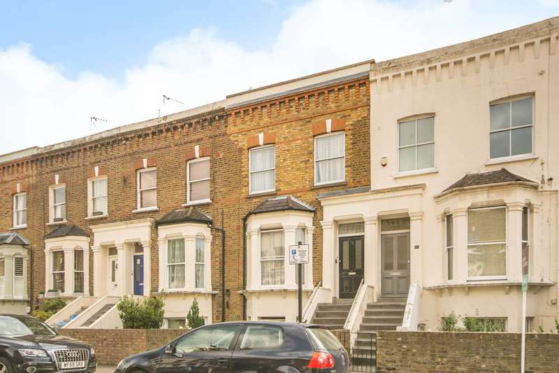4 Bedrooms House for sale in Bravington Road, Maida Hill, W9