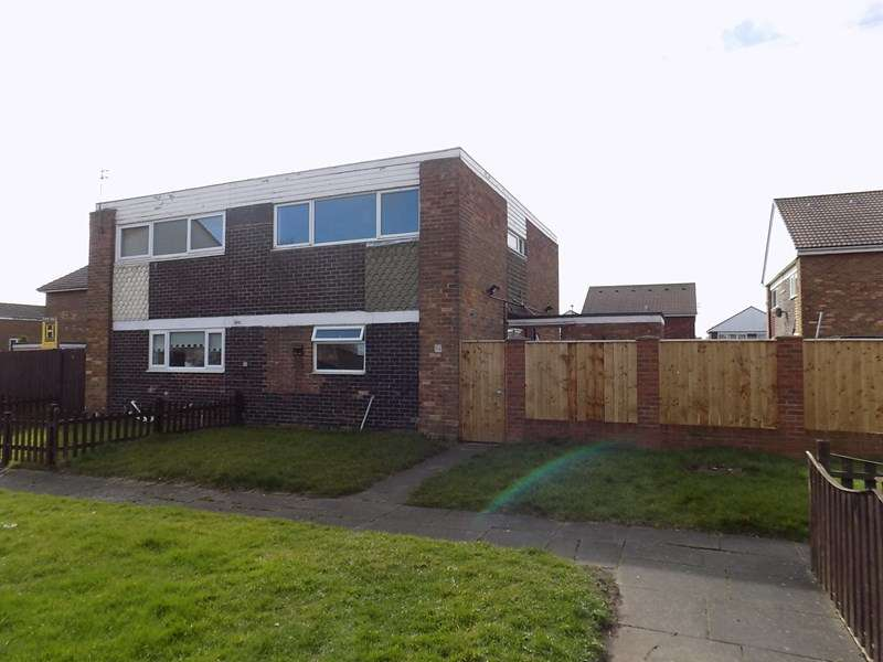 3 Bedrooms Semi Detached House for sale in Burns Close, Biddick Hall, South Shields