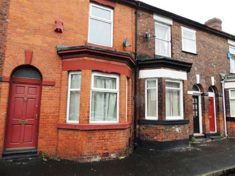 3 Bedrooms Terraced House for sale in Peterborough Street, Abbey Hey, Manchester