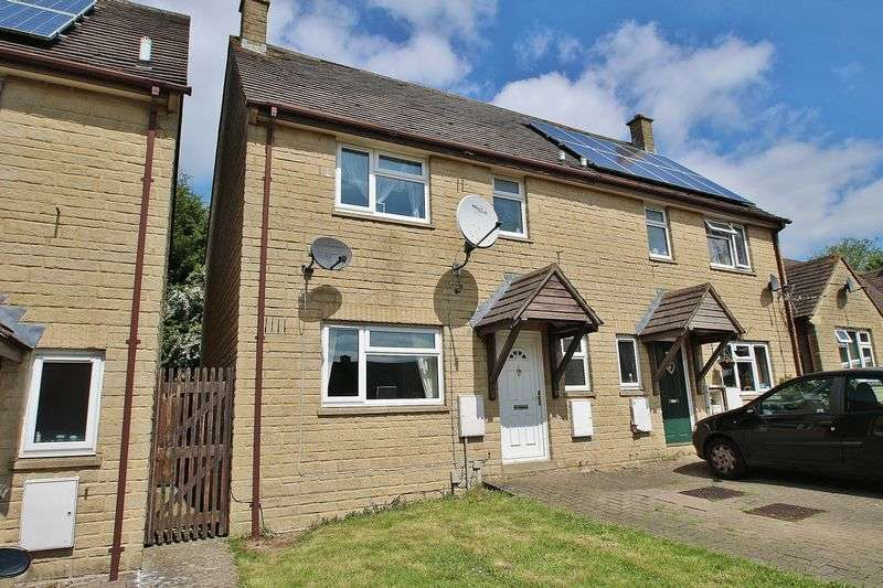 3 Bedrooms Semi Detached House for sale in BLAKES AVENUE, Witney OX28 3SU