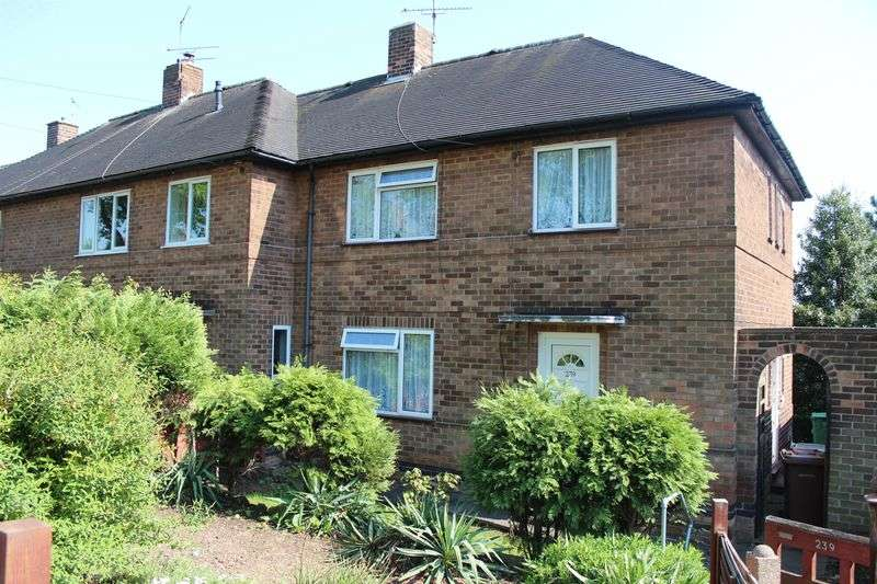 3 Bedrooms Terraced House for sale in Perry Road, Nottingham