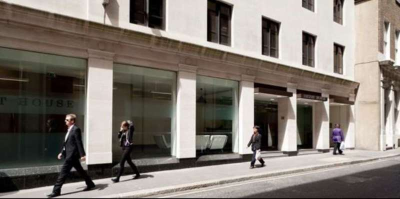 Serviced Office Commercial for rent in Old Jewry, London