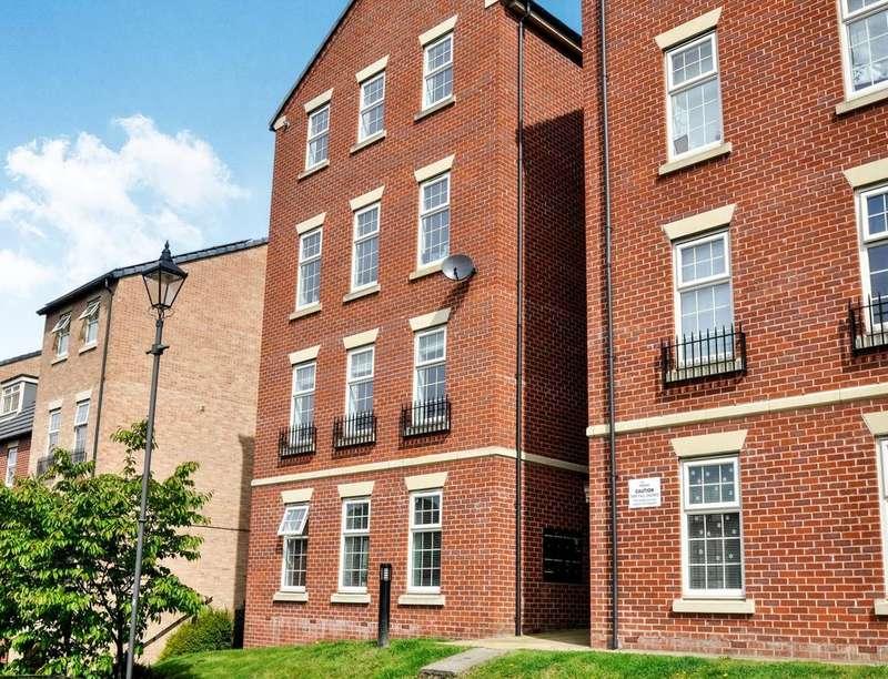 2 Bedrooms Flat for sale in Barnsbridge Grove, Barnsley, S70