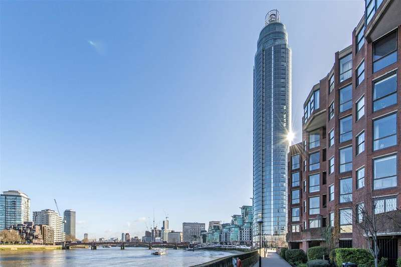 2 Bedrooms Flat for sale in The Tower, One St George Wharf, Nine Elms, London SW8