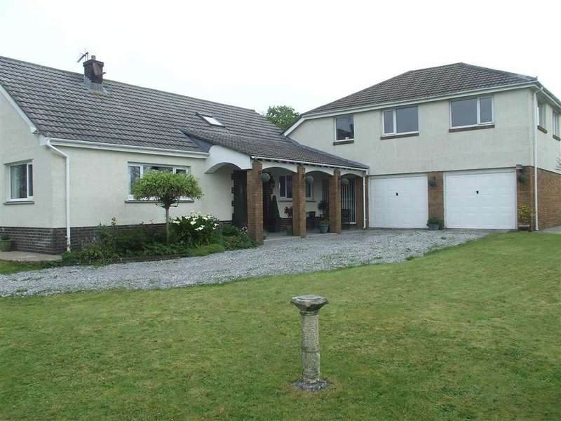 5 Bedrooms Property for sale in Welshmoor, Llanrhidian