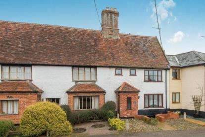 3 Bedrooms Terraced House for sale in Earsham, Bungay, Norfolk