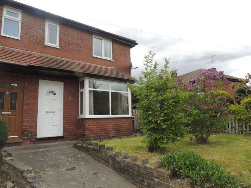 2 Bedrooms Property for sale in Corkland Close, Ashton-under-lyne