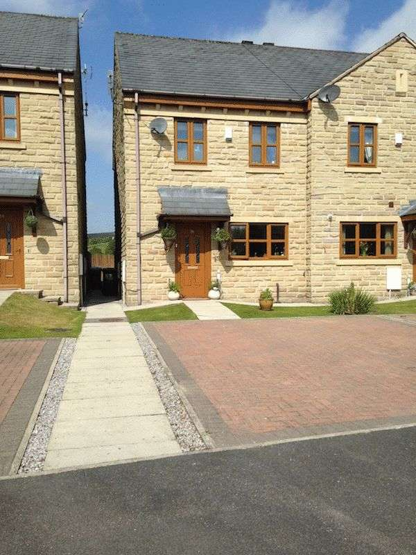 4 Bedrooms Semi Detached House for sale in Frederick Street, Littleborough