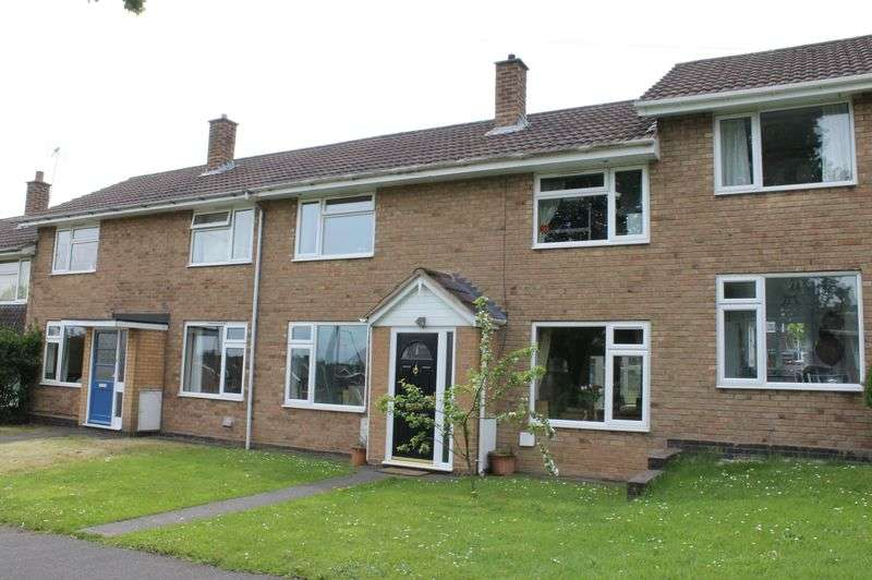2 Bedrooms Terraced House for sale in Vale Gardens, Penkridge