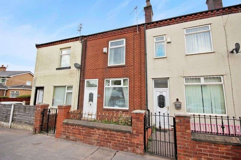 3 Bedrooms Terraced House for sale in Manchester Road West, Little Hulton