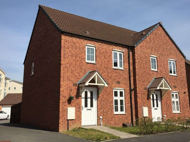 3 Bedrooms Semi Detached House for sale in Seabreeze Ave, Newport