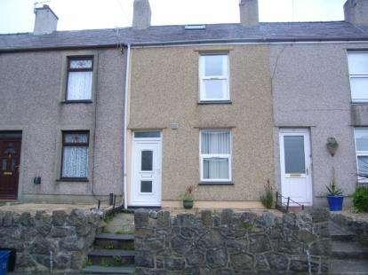 2 Bedrooms Terraced House for sale in Assheton Terrace, Caernarfon, Gwynedd, LL55