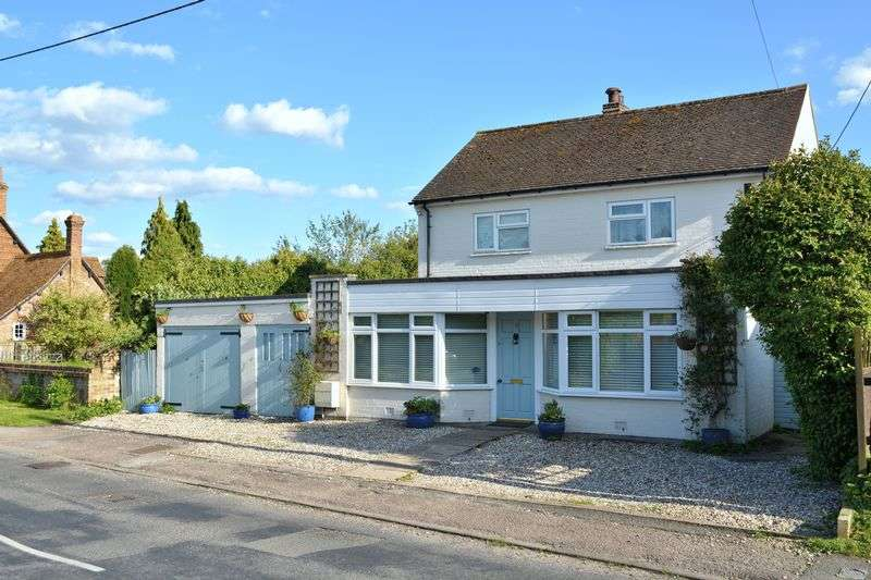4 Bedrooms Detached House for sale in Blewbury Road, East Hagbourne