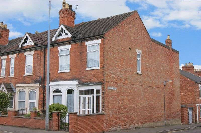 3 Bedrooms House for sale in Harlaxton Road, Grantham