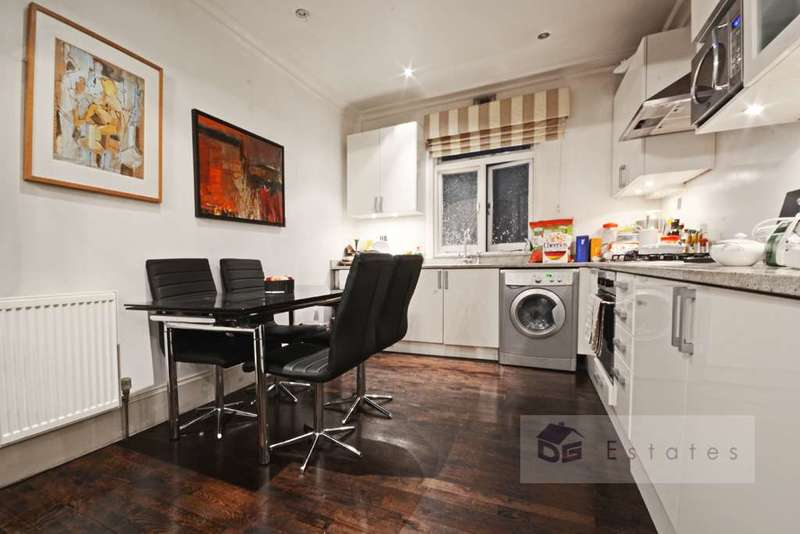 3 Bedrooms Apartment Flat for sale in Vernon Street, Kensington