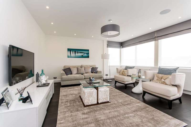2 Bedrooms Flat for sale in Park Road, St John's Wood, NW8