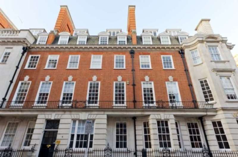 Serviced Office Commercial for rent in Devonshire Street, London