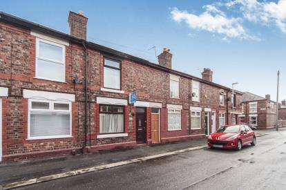 2 Bedrooms Terraced House for sale in Marbury Street, Warrington, WA4