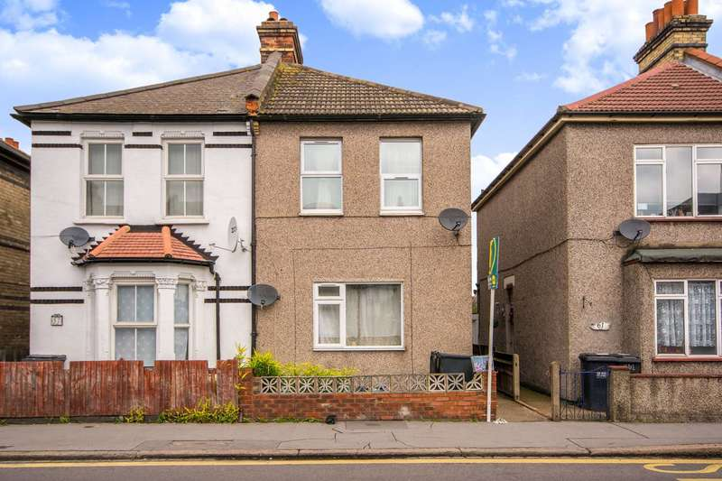 1 Bedroom Maisonette Flat for sale in Northcote Road, Croydon, CR0