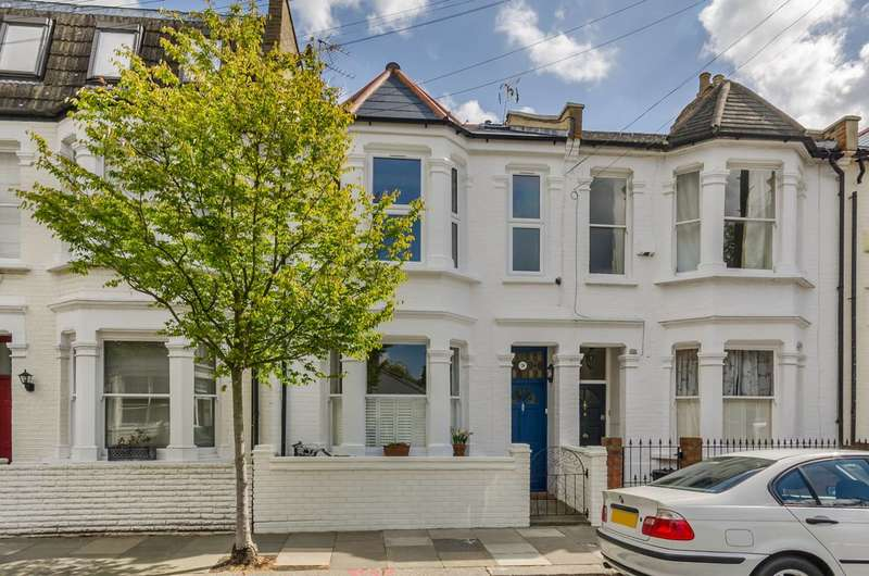 2 Bedrooms Flat for sale in Rainville Road, Crabtree Estate, W6