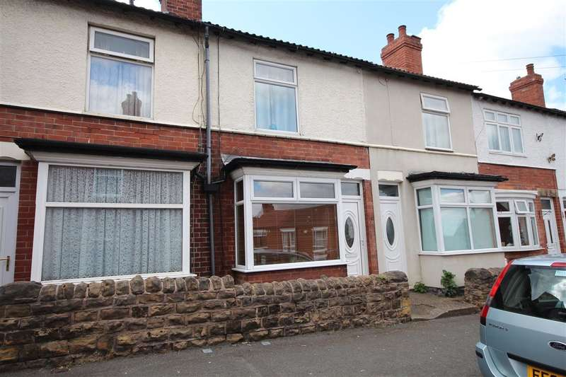 2 Bedrooms Terraced House for sale in Fullwood Street, Ilkeston