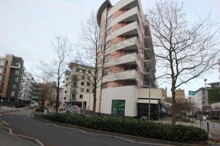 2 Bedrooms Apartment Flat for sale in Balmoral House, Canons Way, Bristol
