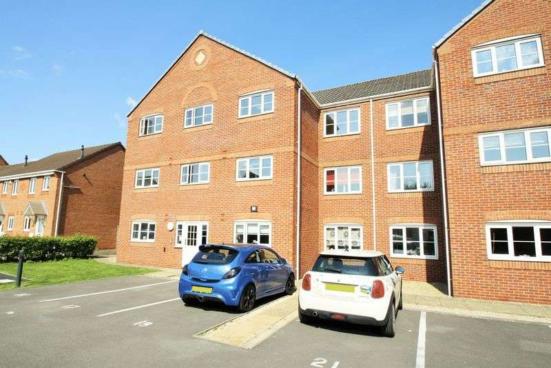 2 Bedrooms Flat for sale in Blenheim Drive, Wednesbury