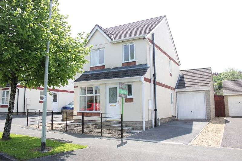 3 Bedrooms Detached House for sale in Aberdeen Avenue, Manadon Park, Plymouth