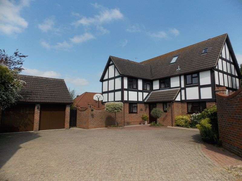 6 Bedrooms Detached House for sale in The Acorns, Thurston
