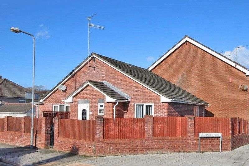 2 Bedrooms Detached Bungalow for sale in Carisbrooke Way, Penylan