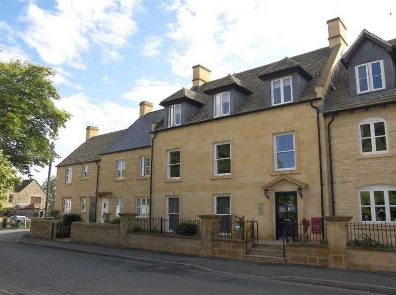 2 Bedrooms Flat for sale in Saxon Grange, Sheep Street, Chipping Campden: Two bed first floor retirement apartment