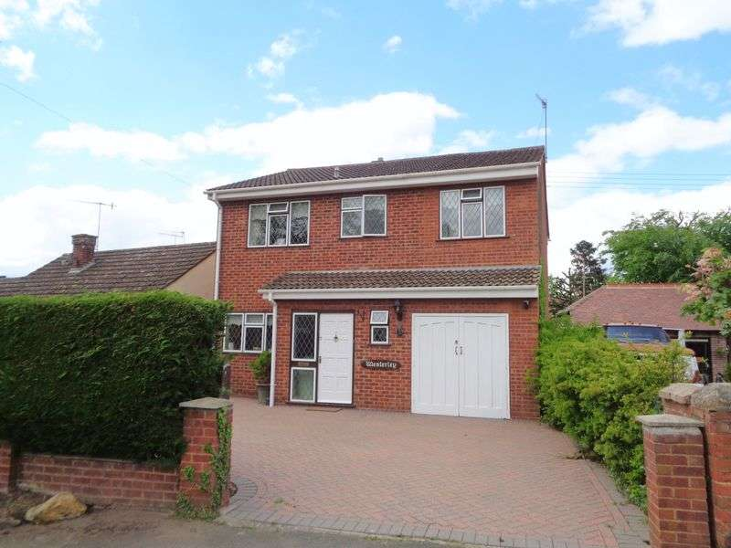 4 Bedrooms Detached House for sale in Main Street, Offenham