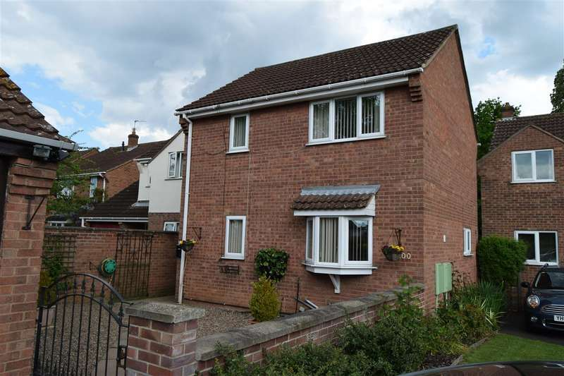 3 Bedrooms Detached House for sale in Middleton Road, Newark