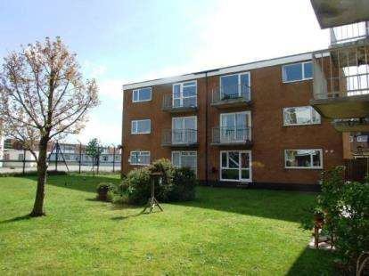 2 Bedrooms Flat for sale in Heyhouses Court, Heyhouses Lane, Lytham St. Annes, Lancashire, FY8