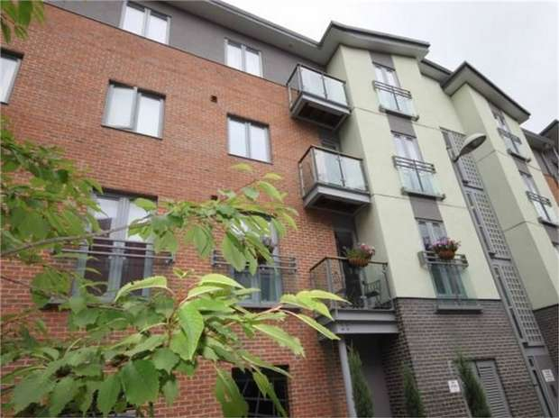 2 Bedrooms Flat for sale in Colombo Square, Worsdell Drive, GATESHEAD, Tyne and Wear