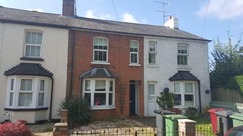 3 Bedrooms Terraced House for sale in Worting Road, Basingstoke