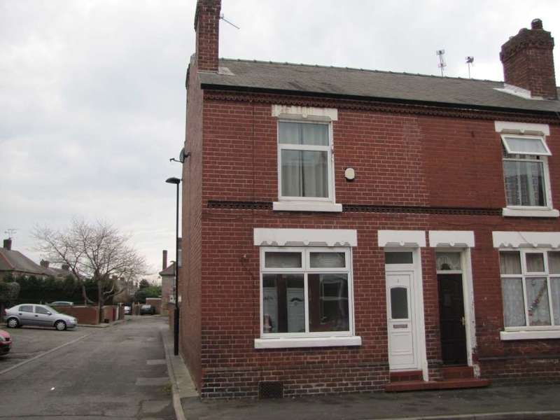 3 Bedrooms End Of Terrace House for sale in Bentley Avenue, Hexthorpe