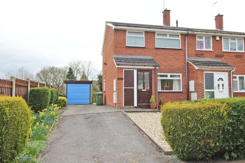3 Bedrooms Semi Detached House for sale in Ffordd Mynydd Isa, Wrexham