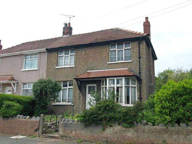 3 Bedrooms Semi Detached House for sale in Russell Drive, Torrisholme, Morecambe
