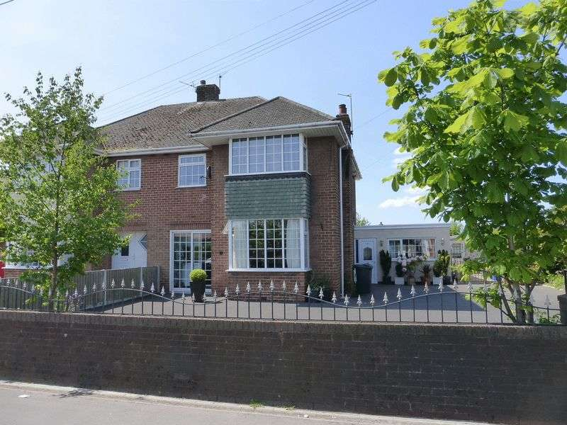 5 Bedrooms Semi Detached House for sale in Hesketh Lane, Tarleton, Preston