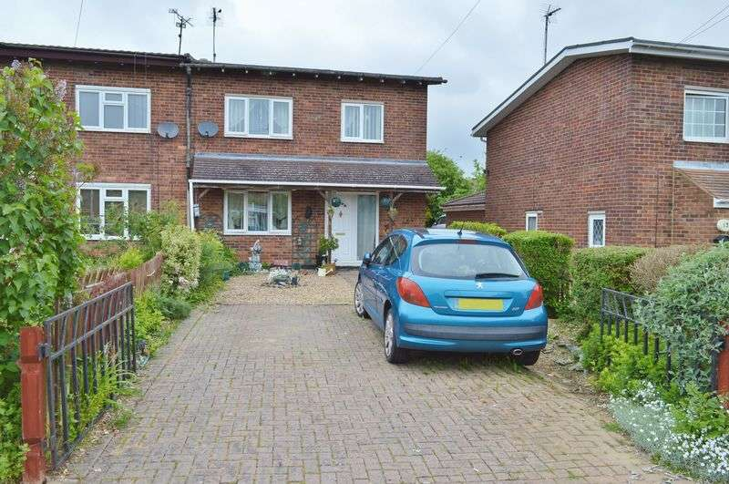 5 Bedrooms Semi Detached House for sale in Croyde Avenue, Corby