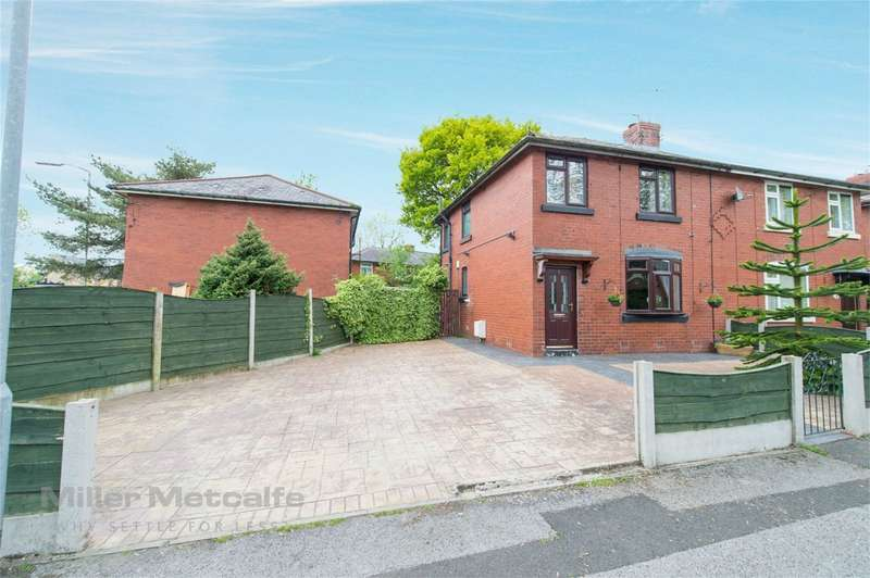 3 Bedrooms Semi Detached House for sale in Central Drive, Bury, Lancashire