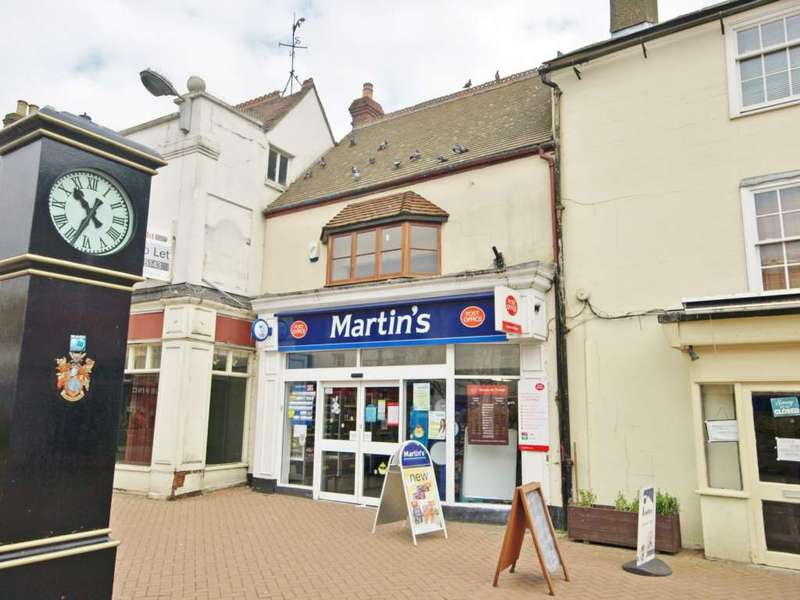 2 Bedrooms Apartment Flat for sale in Sheep Street, Bicester