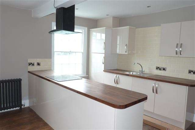2 Bedrooms Apartment Flat for sale in Clerk Bank, Leek, Staffordshire, ST13 5HB