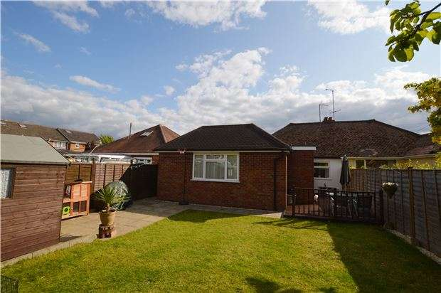 2 Bedrooms Detached House for sale in Merriville Gardens, CHELTENHAM, Gloucestershire, GL51 8JE