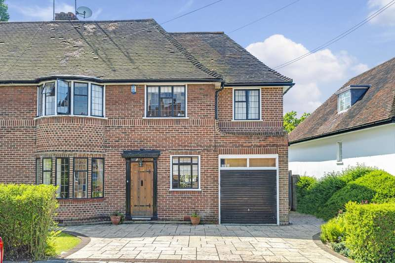 5 Bedrooms House for sale in Vivian Way, Hampstead Garden Suburb