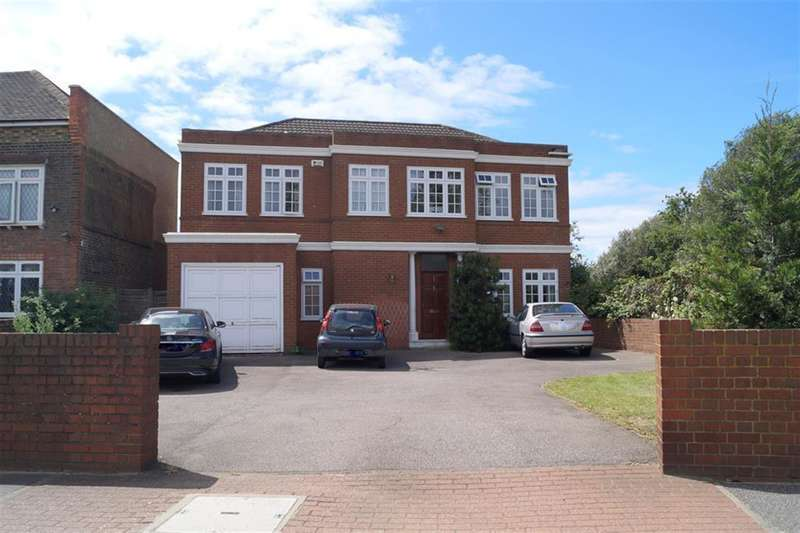 4 Bedrooms Detached House for sale in Gunnersbury Avenue, London, W5