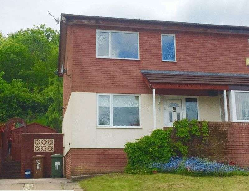 3 Bedrooms Semi Detached House for sale in Coed Y Pia, Caerphilly