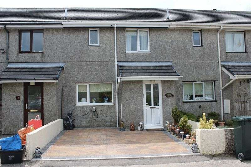 3 Bedrooms Terraced House for sale in Meadow Rise, Foxhole
